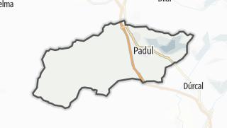 Mapa / Padul
