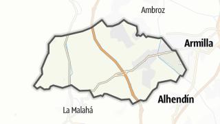Mapa / Las Gabias