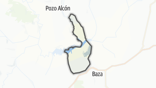 Mapa / Zújar
