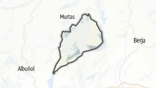 Mapa / Turón
