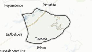 Mapa / Santiago del Collado
