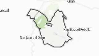 Mapa / Valdecasa