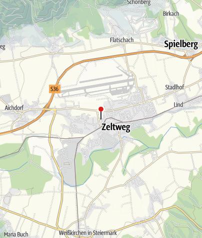 Karte / Gästehaus Rainer
