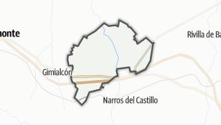 Mapa / Salvadiós
