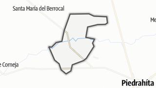 Mapa / San Bartolomé de Corneja