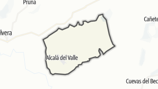 地图 / Alcalá del Valle