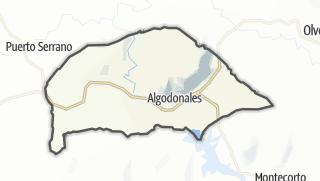 地图 / Algodonales