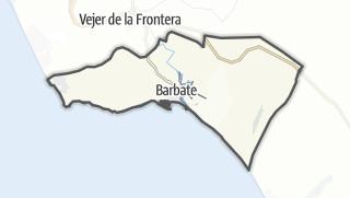 地图 / Barbate