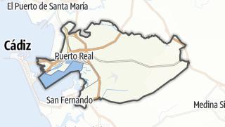地图 / Puerto Real
