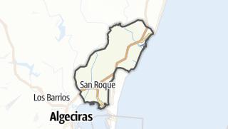 地图 / San Roque