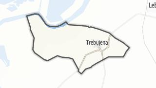 地图 / Trebujena