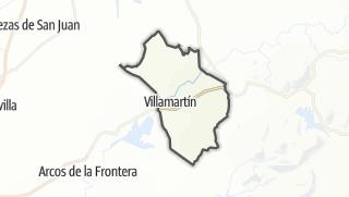 地图 / Villamartín