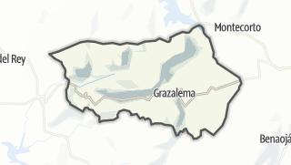 地图 / Grazalema