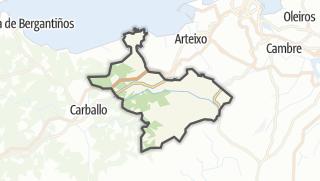 Kartta / A Laracha