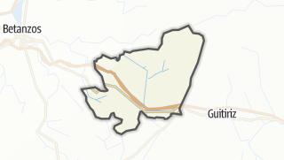 Kartta / Aranga