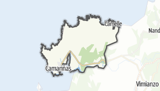 Kartta / Camariñas