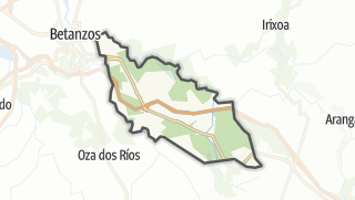 Kartta / Coirós