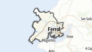 Kartta / Ferrol