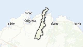 Kartta / Mañón