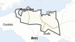 Kartta / Mugardos