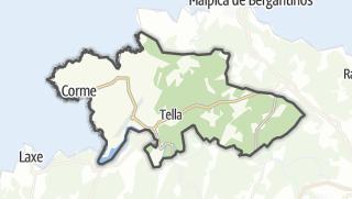 Kartta / Ponteceso