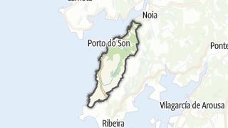 Kartta / Porto do Son