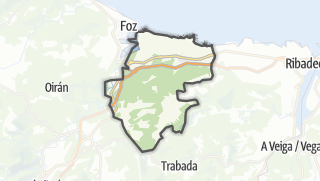 Kartta / Barreiros