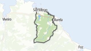 Kartta / Cervo