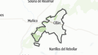 Mapa / Cillán