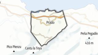 Hartă / Caravia