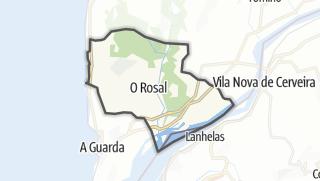 Kartta / O Rosal