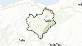 Hartă / Pravia