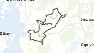 Kartta / Ribadumia