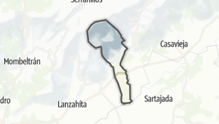 Mapa / Gavilanes