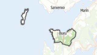 Kartta / Bueu