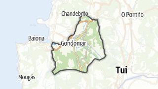 Kartta / Gondomar