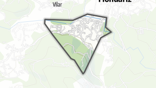 Kartta / Mondariz-Balneario