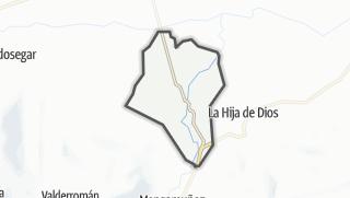 Mapa / Narros del Puerto