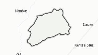 Mapa / Cabezas del Pozo