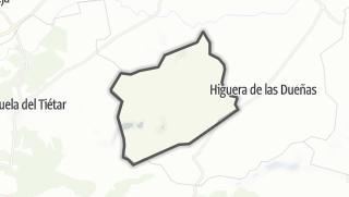 Mapa / Fresnedilla