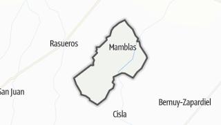 Mapa / Mamblas