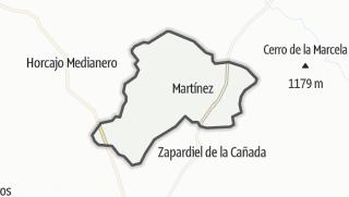 Mapa / Martínez