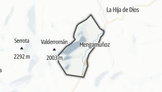 Mapa / Mengamuñoz
