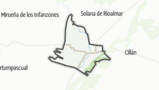 Mapa / Muñico