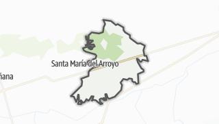 Mapa / Muñogalindo