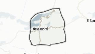 Mapa / Navalmoral