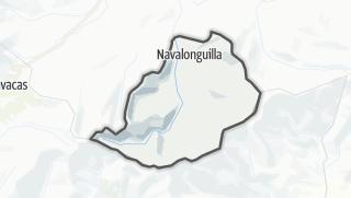 Mapa / Navalonguilla