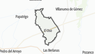 Mapa / El Oso