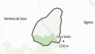 Mapa / El Parral