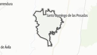 Mapa / Pozanco